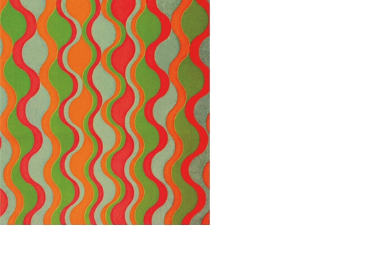 <b>Orange, Blue, Pink and Green</b> 1965, oil on canvas, 183 x 166 cm (Walker Art Gallery)